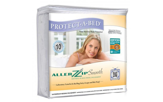 Protectabed Allerzip - Smooth Mattress Encasement