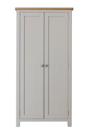 Portland 2 Door Full Hanging Wardrobe