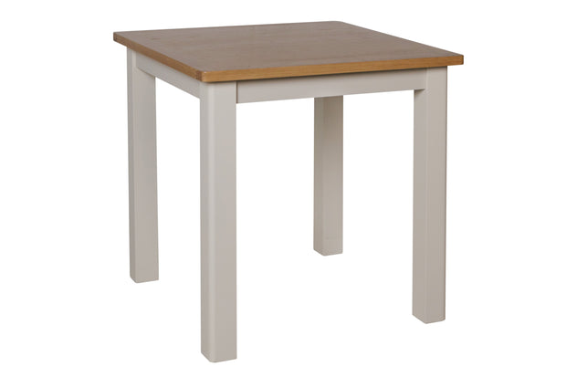 Portland Fixed Top Table & 4 Chairs