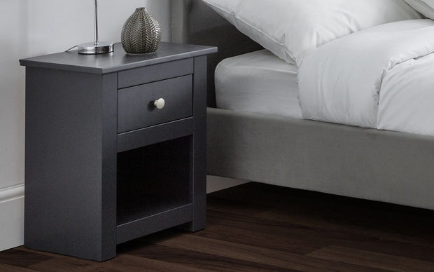 Royston Bedside Table - Various Colours