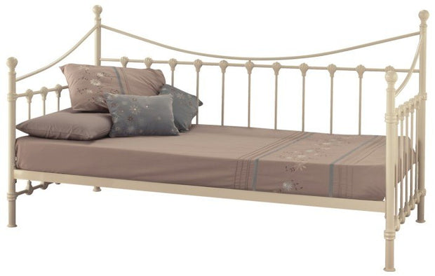 Mary Day Bed - Black or Ivory