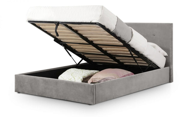 Shoreditch Bed & Ottoman