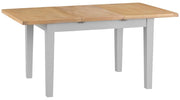Hampstead Grey Extending Butterfly Dining Table & Choice of 4 Chairs