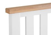 Hampstead White Bed Frame - Various Sizes
