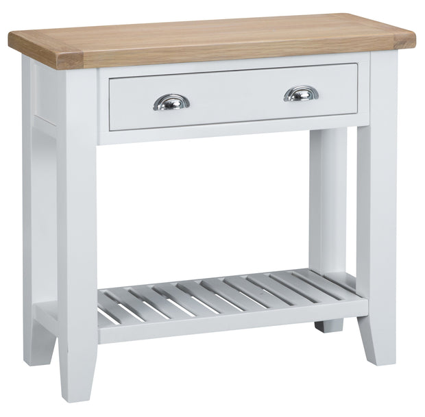 Hampstead White Console Table - Various Sizes