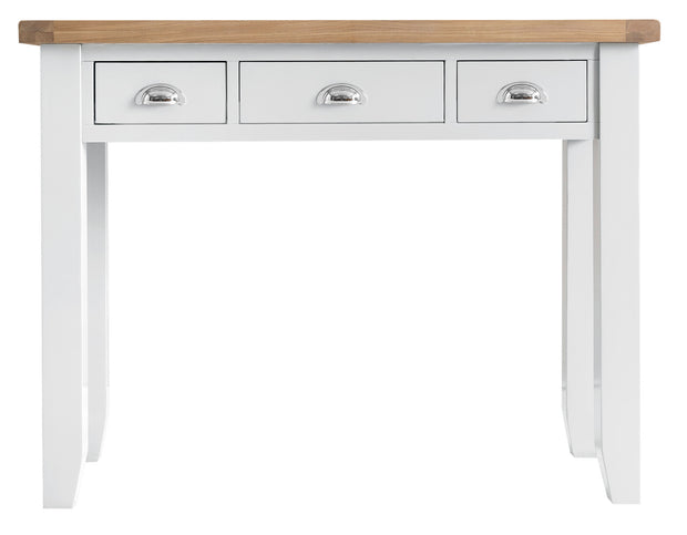 Hampstead White Dressing Table