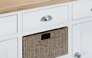 Hampstead White Large Sideboard