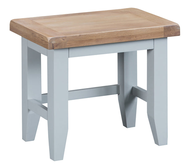 Hampstead Grey Nest Of 3 Tables