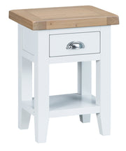 Hampstead White Side Table