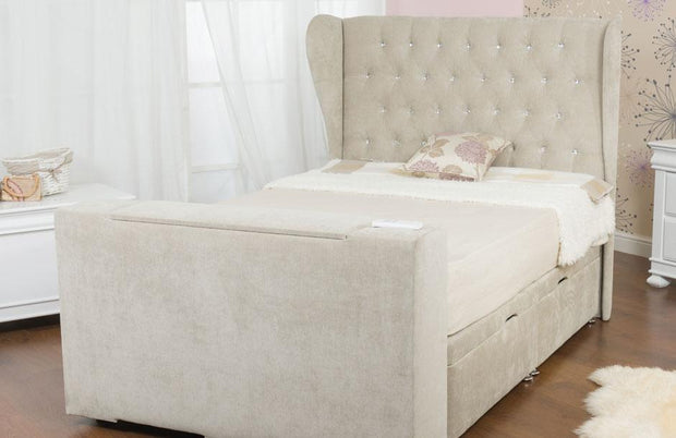 Vision Angel TV Bed