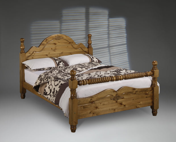 Windsor Pine Windsor Bed Frame