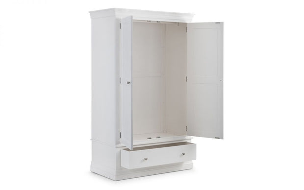 Clement 2 Door 1 Drawer Wardrobe