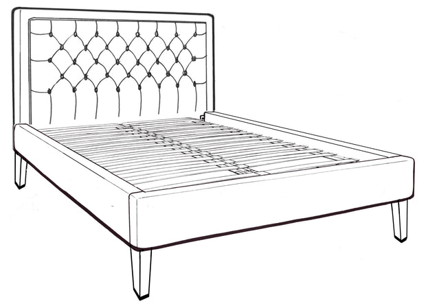 Hugo Bed Frame