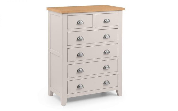 Radstock 4+2 Drawer Chest Of Drawers