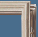 Traditional Profile R Colonial Frame