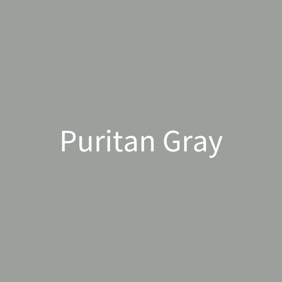 Puritan Gray Door Paint (1 Quart)