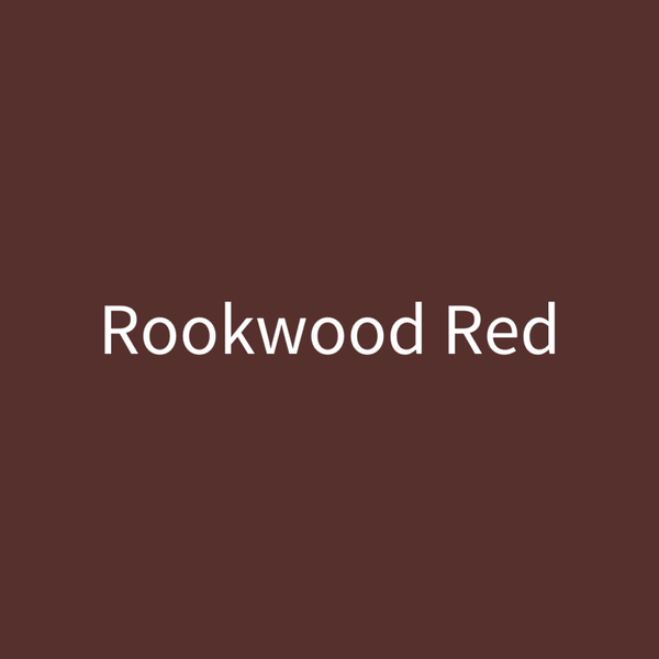 Rookwood Red Door Paint (1 Quart)