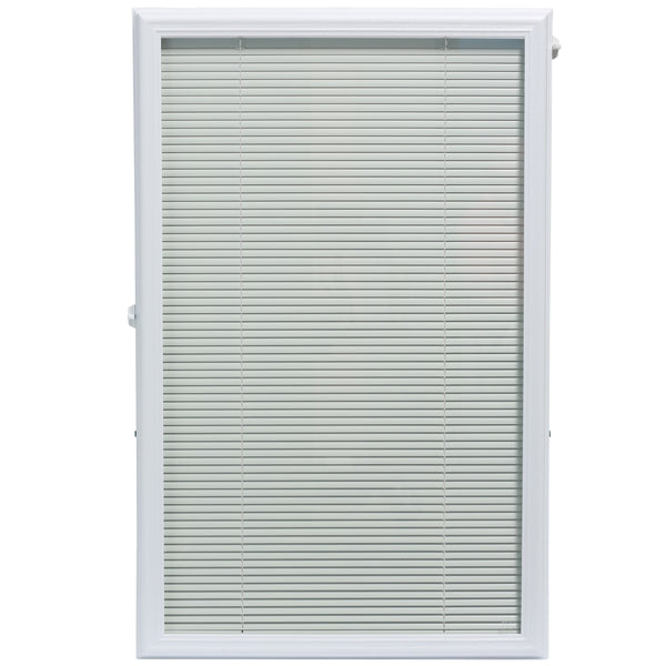 "Raise & Lower Blinds Glass and Frame Kit (Half Lite 22"" x 36"" Glass Size)"