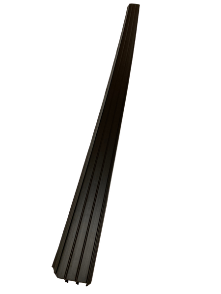 "36"" Universal Staple-On Door Sweep - Bronze"
