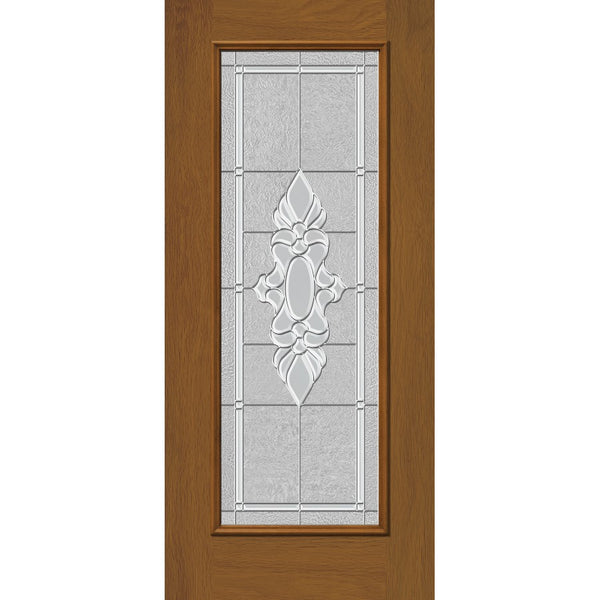 "Grosvenor Glass and Frame Kit (Full Lite 22"" x 64"" Glass Size)"