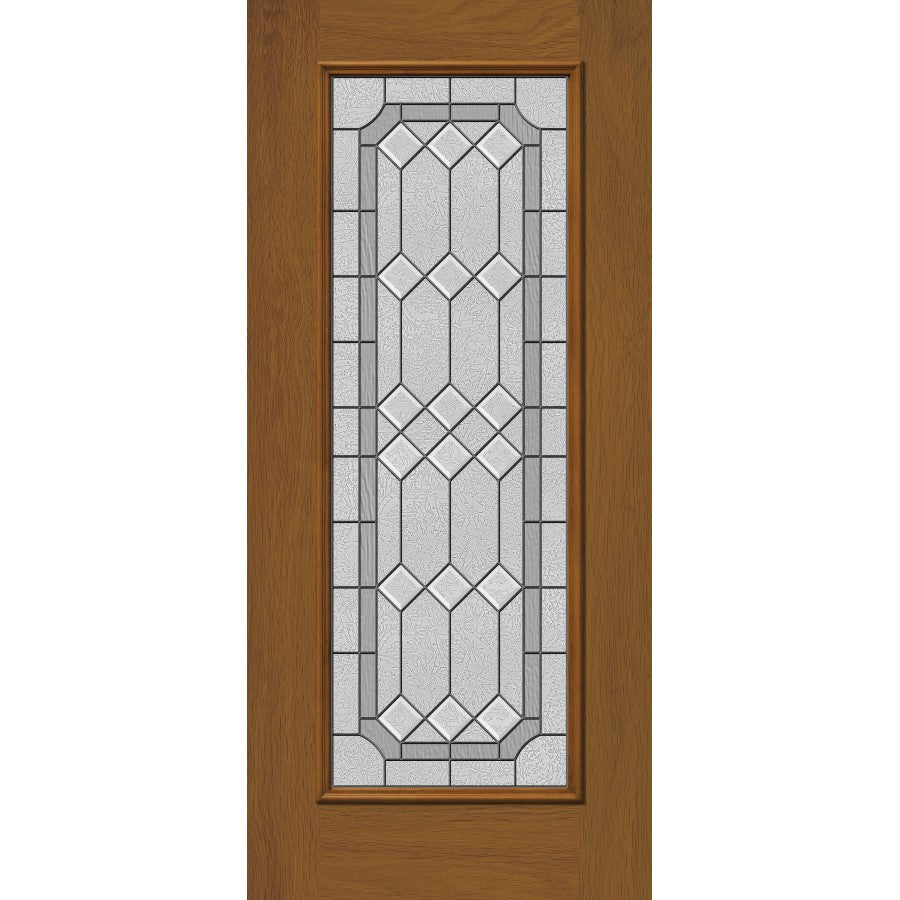 "Stratford Glass and Frame Kit (Full Lite 22"" x 64"" Glass Size)"