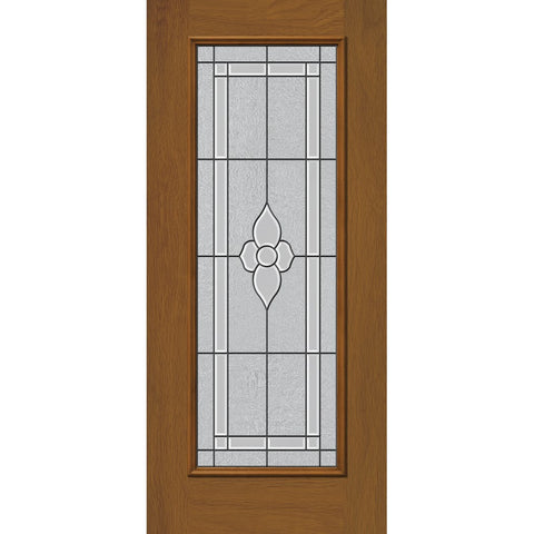 "Normandy Glass and Frame Kit (Full Lite 22"" x 64"" Glass Size)"