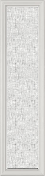 "Woven Glass and Frame Kit (Half Sidelite 8"" x 36"" Glass Size)"