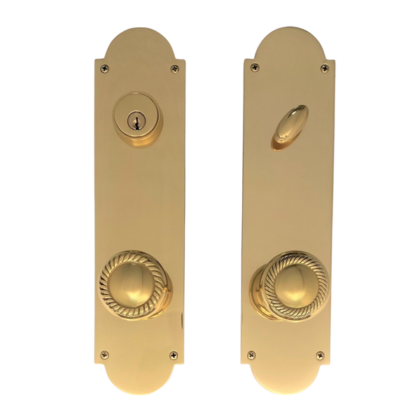 Athens Entry Lockset