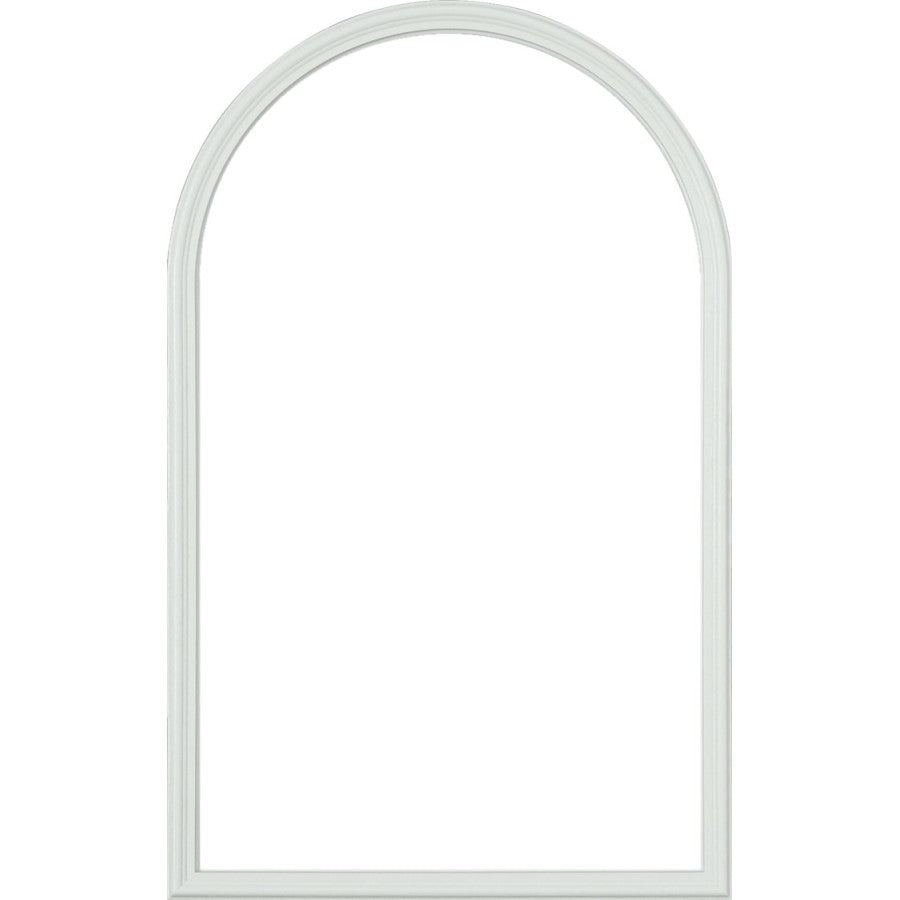 "Round Top 24"" x 38"" Frame Kit for 1"" Glass"
