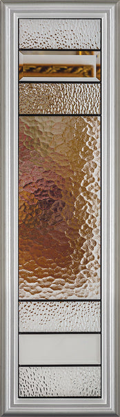 "Connecticut Glass and Frame Kit (Half Sidelite 8"" x 36"" Glass Size)"