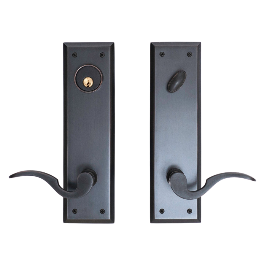 Georgetown Entry Lockset