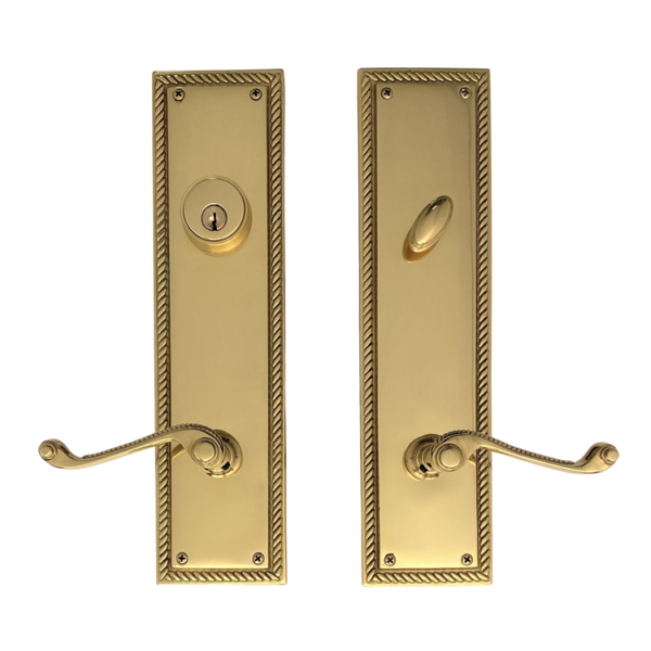 Newport Entry Lockset