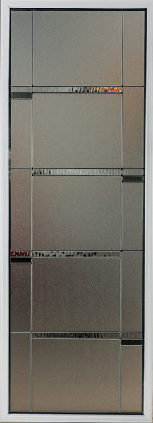 "Urban Glass and Frame Kit (Half Sidelite 8"" x 36"" Glass Size)"