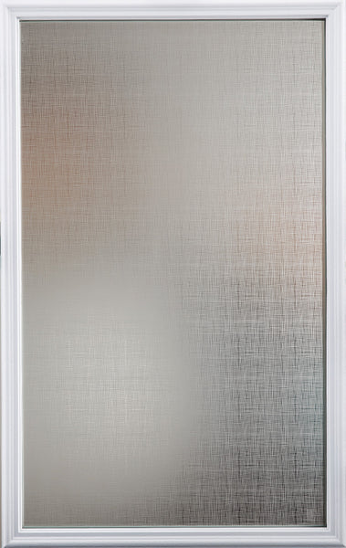 "Woven Glass and Frame Kit (Full Lite 22"" x 64"" Glass Size)"