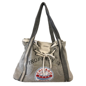Chicago Dogs Littlearth Property Of Hoodie Purse - Grey