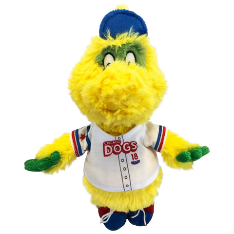 Chicago Dogs Squeeze Mascot Plush