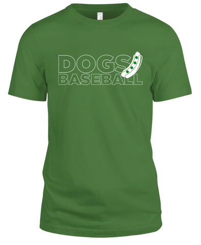 Chicago Dogs - Limited Edition T-Shirt - St. Patrick's Day - Chicago Dogs Team Store