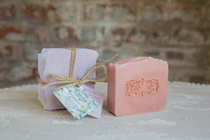 Organic Goats Milk Soap