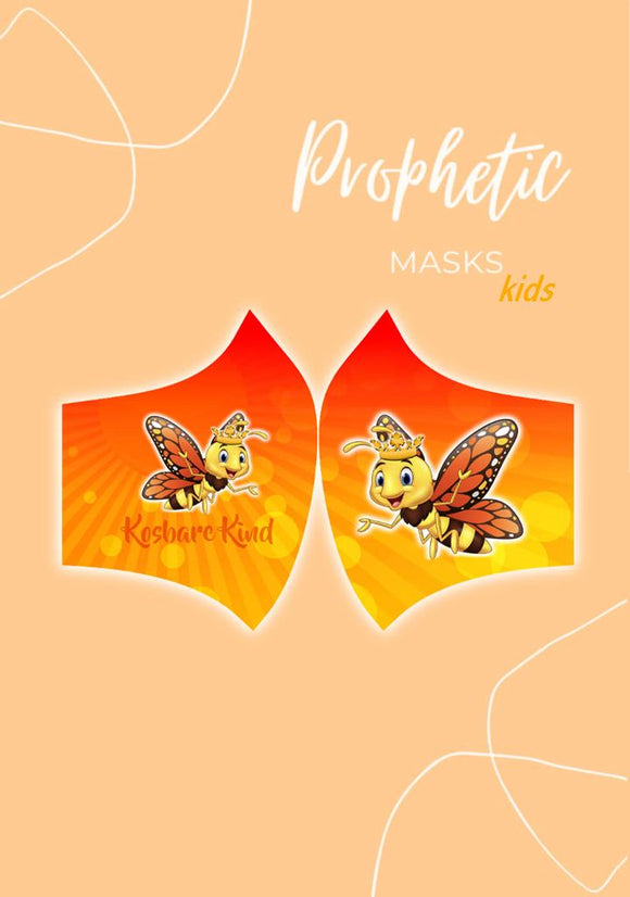 Prophetic Face Masks for Children