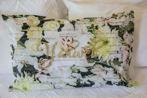 NAMES of GOD Pillow Cases