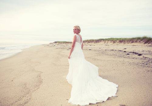 Cynthia & Miles Picture Perfect Nantucket Wedding