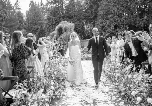 Alex  & Ryan Conti's Beautiful Bainbridge Wedding