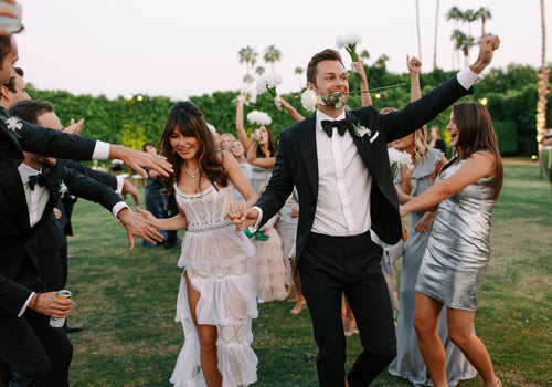 Natalie and Luke's Palm Springs Wedding