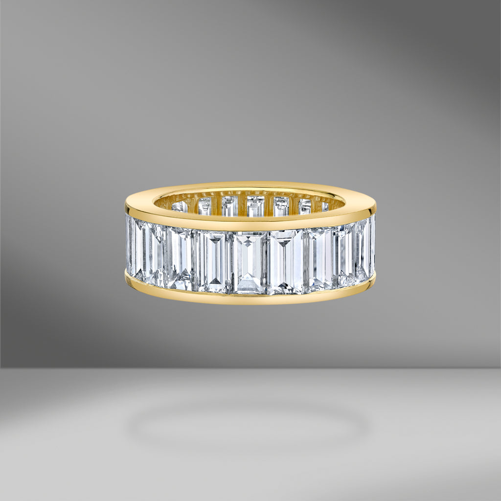 "The ""CLEMENTS"" Eternity Band"