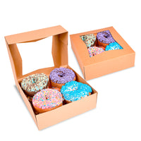 "Bakery Box 8""X8""X2.5"" {Pack of 25}"