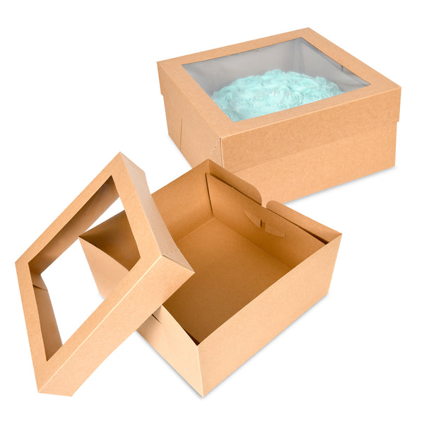 "Cake Boxes 12""X12""X6"" {Pack of 25}"