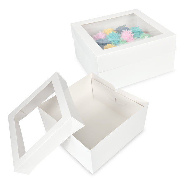 "Cake Boxes 12""X12""X6"" (Pack of 25)"
