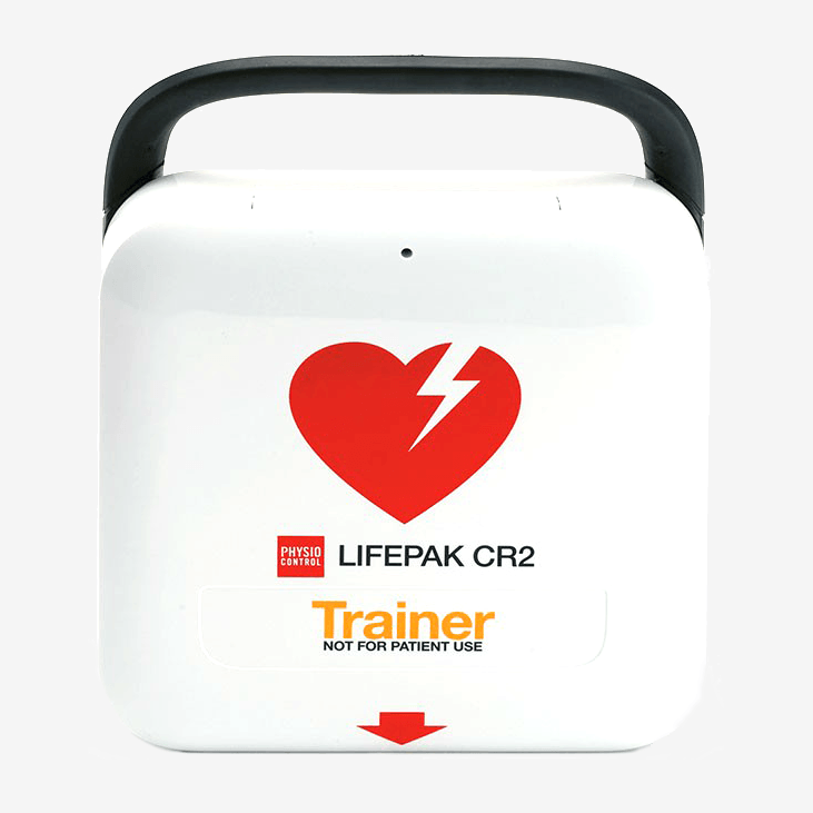 Trainer LIFEPAK CR2 med väska