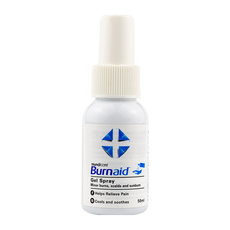 Burnaid Brännskadegel sprayflaska 50 ml