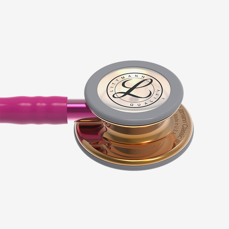 Stetoskop Littmann Classic III Special Edition Raspberry / LIMITED EDITION